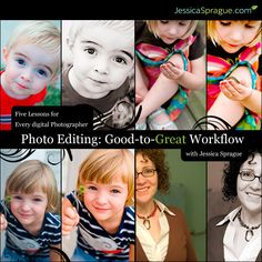 online photo editing class