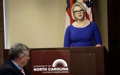 """The University of North Carolina's New President Should Scare Anyone Who Cares About Higher Ed  Margaret Spellings is a Karl Rove protégé who calls students """"customers,"""" and now she's in charge of the state's prestigious public university system after the board that governs the University of North Carolina unexpectedly fired system president Tom Ross in January."""