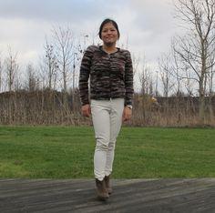 In MOMO jacket by Isabel Marant