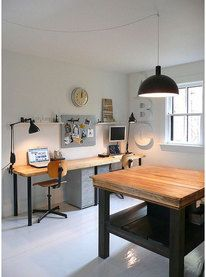 Working Space inspiration via www.mr cup.com — Designspiration
