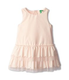 United Colors of Benetton Kids Dress 4FZ55V070 (Toddler/Little Kids/Big Kids)