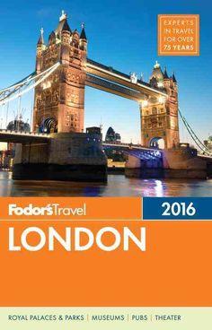 Fodor's 2015 London