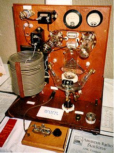 EARLY RADIO MUSEUM - TELEGRAPH & SCI INSTRUMENT MUSEUMS