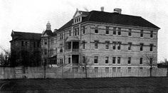 psychiatric institution images | TimeLinks : Selkirk Mental Hospital, Main Building