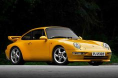 He Found his Dad's Porsche 993, Sold Years Earlier, Online - Photography by Rupert Procter
