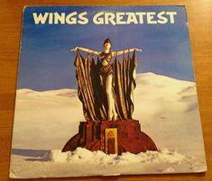 Wings Greatest LP 1978 Capitol Vinyl Record Paul McCartney The Beatles #1970sEasyListeningEuropopPopRBSingerSongwriterSoftRockTraditionalVocal