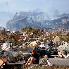 Japan disaster earthquake and tsunami -