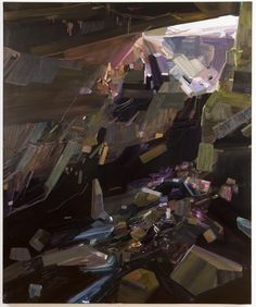 """Claire Sherman, """"Cave IV"""""""