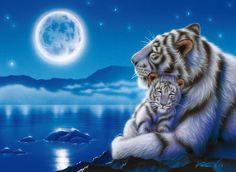 Clementoni Puzzle 500 Teile Schlaflied (30279) Tiger in Spielzeug, Puzzles & Geduldspiele, Puzzles   eBay