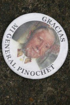 General Don Augusto Pinochet Ugarte. Gracias por demostrarnos que aunque tu reputacion esta de por medio al soportar las mentiras de la izquierda.....SI SE PUEDE ACABAR CON ELLOS!!!! Chile, Great Leaders, Trust Me, Latin America, Augusto Pinochet, Safety, Thanks, Military, Products
