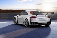Audi presenteert TT Clubsport Concept met elektrische turbo