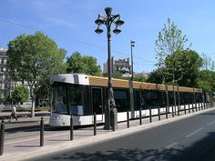 Le Tramway - Marseille (France)