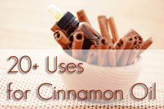 Uses for Cinnamon Oil - Sustainable Baby Steps Coconut Oil Pulling, Coconut Oil For Acne, Coconut Oil Uses, Benefits Of Coconut Oil, Cinnamon Bark Essential Oil, Cinnamon Oil, Honey And Cinnamon, Cinnamon For Diabetes, Cinnamon Benefits