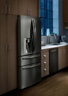 Any kitchen, any style, only one black stainless suite — that's LG Limitless Design, and that's your challenge! Pin the kitchen of your dreams featuring our new Black Stainless Steel Series and you could win $25,000 and a full suite of appliances. Start designing here: HGTV.com/LGContest