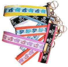 key ribbons