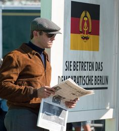 Movie Still of Armie Hammer in The Man from U.N.C.L.E.