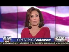 Judge Jeanine Rips Obama Over Iran, Israel and ISIS