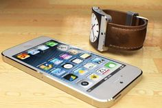 """""""iWatch Features"""" Just Before D-Day: NFC, Curved Screen, 8GB Storage and More"""