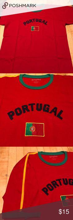 Portuguese tshirt XXL Portuguese tshirt XXL Shirts Tees - Short Sleeve
