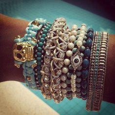 Bracelets, bracelets, bracelets
