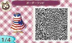 Animal Crossing QR Code blog merongcrossing.tumblr.com