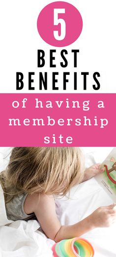 The 5 Best Benefits of Having a Membership Site - EGM Sales Strategy, Digital Marketing Strategy, Social Media Marketing, Seo Online, Sales Tips, Build Your Brand, New Market, New Opportunities, Work From Home Moms