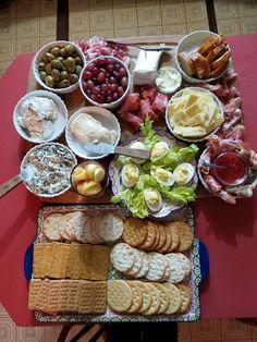 Cheese board heaven!