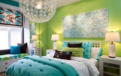 Do you have a tween or teenage daughter? Check out our bedroom design tips and decor ideas! From Our Blog at Design Connection, Inc. | Kansas City Interior Design http://www.designconnectioninc.com/slumber-parties-storage-how-to-give-your-teenage-girl-the-best-bedroom-ever/