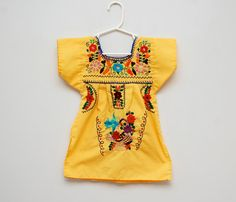 Vintage Mexican embroidered shirt