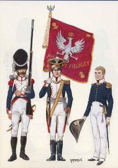 Poland History, Empire, Army Uniform, French Revolution, Napoleonic Wars, Military History, Warfare, 18th Century, The Unit