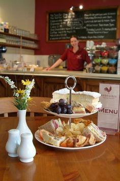 Just love the color scheme Farm Shop, Yorkshire, Menu, Desserts, Food, Image, Cafes, Menu Board Design, Tailgate Desserts