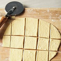 Step 3: Roll and Cut the Dough