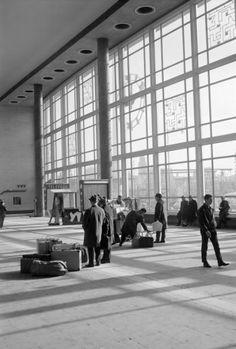 Herbert Behrens, Centraal Station, Rotterdam (1964)