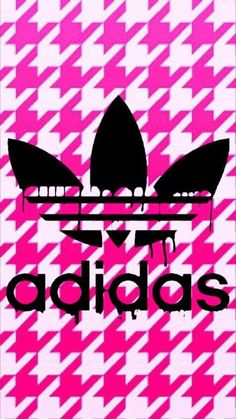 Adidas Backgrounds, Cute Backgrounds, Cute Wallpapers, Nike Wallpaper, Heart Wallpaper, Iphone Wallpaper, Original Wallpaper, Pink Aesthetic, Designer Wallpaper