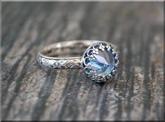 Hey, I found this really awesome Etsy listing at https://www.etsy.com/listing/246918554/aquamarine-ring-march-birthstone-ring