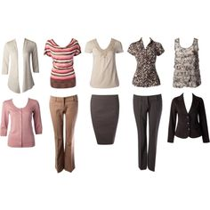 Ricki's March 10 Items 10 Ways, created by nikkierose on Polyvore