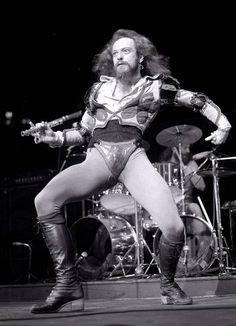 Ian Anderson Jethro Tull, Joe Cocker, Aarhus, Rolling Stones, The Beatles, First Time, Blues, Wonder Woman, Superhero
