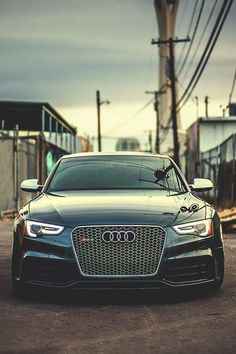 Audi automobile - nice photo