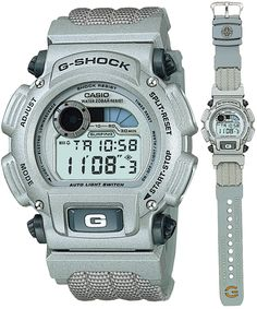 DW-9000AS-8BT - 製品情報 - G-SHOCK - CASIO
