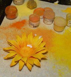SugarEd Lagniappe: Sunflower Grad Cake