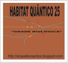 "GEO-ARCHITECTURE & ECO-BIOENERGIA ''Medicina do Habitat / Eco-Bioenergia"": HABITAT QUÂNTICO 25 "" Grade Biológica"""