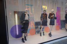 #Chanel #London #summer #2015 #windows #highstreet #VM