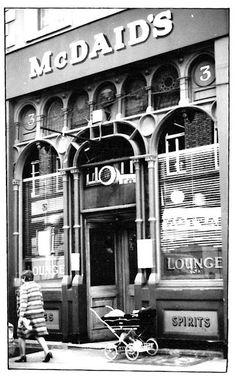 McDaid's 1975 Dublin Pubs, Dublin City, Tap Room, Ireland Travel, Old Photos, Celtic, Irish, Bistros, Summer 2015
