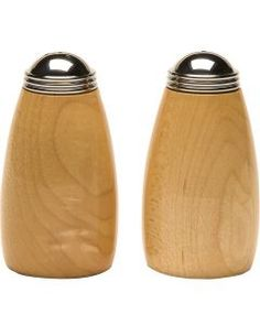 8049cd34f226 Completed Salt and Pepper Shaker Turning Kit (Blanks sold separately)