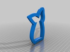 Fish Tail Cookie Cutter by Jubbp Fish Tail, Mermaid Tails, Tool Design, Cookie Cutters, Cookies, Fishtail, Crack Crackers, Biscuits, Cookie Recipes