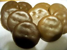 Chocolate Covered Ritz... mmmmmmm!