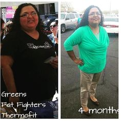 "Greens, fatfighters and thermofit are known as ""triple threat"" with our It Works! products. Our detoxing Greens have 8+ servings of fruits and veggies as well as probiotic. Thermofit helps boost your metabolism. While fatfighters absorb some of the fats and carbs from your food so your body doesn't absorb them! Crazywrapdeal.com"