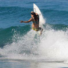 Surf girl... Nage Melamed...