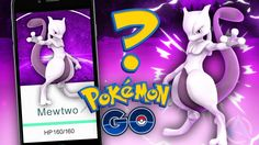 cool Pokemon GO - HOW TO Catch MEWTWO?