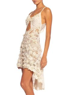 Small//Medium Rene Rofe BLACK Seductively Stunning Lace Dress